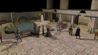 Reddansyr - Temple of Oghma