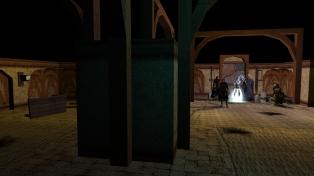 Westgate - entering a vampire nest
